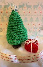 christmas tree amigurumi barmy crochet pattern bonanza