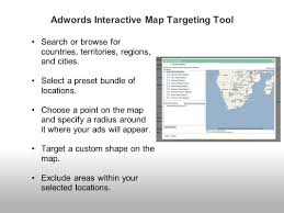 Map Radius Tool Ppc Back To Basics What Is It Why Use It What Are The