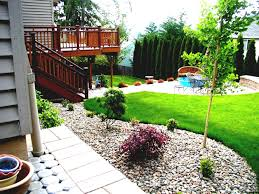 Outdoor Landscaping Design Ideas Remarkable Diy Backyard Landscaping On A Budget Pics Design Ideas