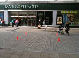 marks and spencer bureau swansea images of city centre trading pitches