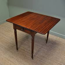 drop leaf coffee tables fine regency gillows small drop leaf mahogany dining table