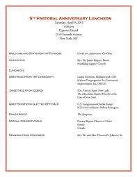 Wedding Anniversary Program Sample Church Program 42 4 Policy And Procedure Manual Church