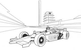lotus indy car coloring free cars coloring pages