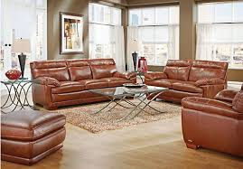 Chestnut Leather Sofa Fascinating Chestnut Leather Sofa Franklin 413 Milano Sofa