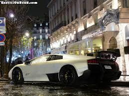 Lamborghini Murcielago Gtr - murcielago sv white