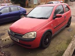 vauxhall pink red vauxhall corsa 1 litre petrol 93 000 mileage in high