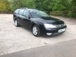 2006 ford mondeo 2 0 ghia tdci 130 estate turbo diesel 6 speed