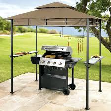 patio ideas hardtop gazebo with wrought iron frame and outdoor