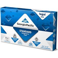 paper weight for resume copy paper walmart com walmart com georgia pacific standard multipurpose legal paper 8 5