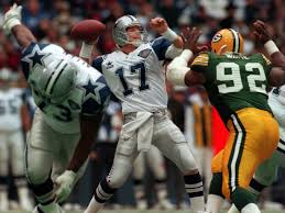 qb jason garrett the who saved thanksgiving for many cowboys