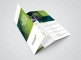 Tri Fold Program Corporate Tri Fold Brochure By Artbeta Graphicriver