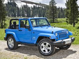 blue jeep 2 door wrangler 3 door 2nd generation wrangler jeep database