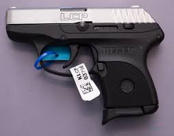 ruger lcp 380 acp 6 1 capacity ss black no cre for sale