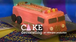 how to make a fire engine cake video allrecipes com