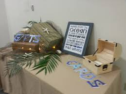 interior design cool beach themed table decorations for weddings