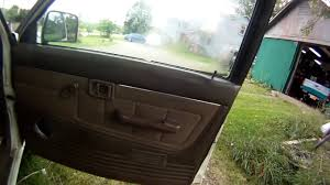 how to door panel removal on a nissan d21 hardbody truck youtube