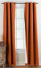 drapes thermal insulated grommet u2013ring insulated drapes orvis