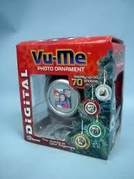 vu me digital photo ornament by senario in original