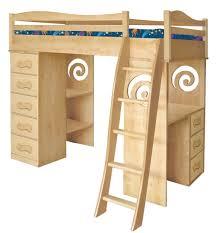 Make Wooden Loft Bed by Top Wood Loft Bed U2014 Loft Bed Design How To Make Wood Loft Bed