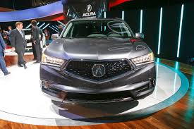Acura Rlx Hybrid Release Date Refreshing Or Revolting 2017 Acura Mdx Motor Trend