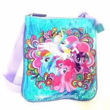 my pony purse my pony kids shoulder bag purse for glossy unicorn