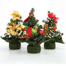 Mini Glass Christmas Tree Decorations by Popular Small Decorative Christmas Trees Buy Cheap Small