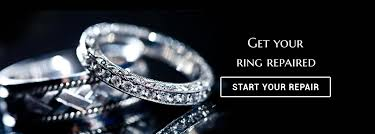 wedding ring repair get your sparkle back with ring repair by repairs by post