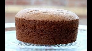 how to make soft chocolate sponge cake youtube