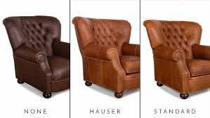 Leather Wingback Chair Cococohome Winston Leather Wingback Chair Made In Usa