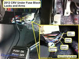 oem remote start module 2012 crv civic ex honda tech honda