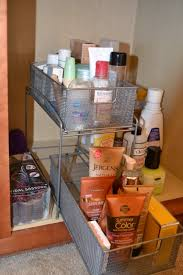 bathroom vanity organization ideas inside vanity organization