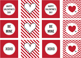 Valentine S Day Cupcake Decorating Ideas by Printable Valentine U0027s Day Cupcake Toppers U2014 Blue Aloe Designs