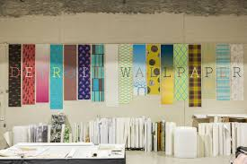 Wallpapers Interior Design The Detroit Wallpaper Company Microsoft Story Labs