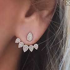 diamond back earrings cheap christmas tree earrings and black friday diamond stud