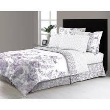 east millburn gray 8 piece king bed in a bag comforter set m561498