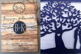 wedding invitations durban handmade by durban wedding invitations pink book