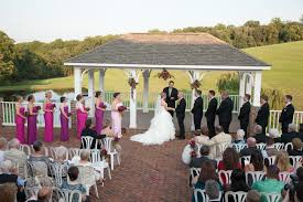 outdoor wedding venues in maryland outdoor wedding ceremony locations wedding venue in frederick