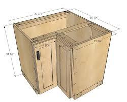 blind corner kitchen cabinet solutions uk drawer dimensions