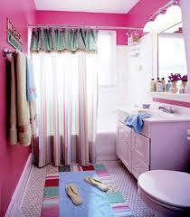 bold pink bathroom decorating ideas for teenagersgif pink