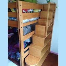 21 bunk bed designs and ideas bunk bed designs stair storage
