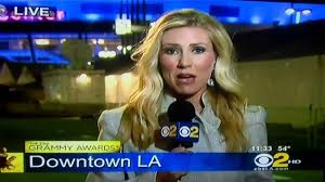 news anchor in la hair reporter mess up at grammys branson what really happened 2011