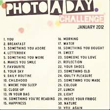 How To Do Challenge Photo A Day Challenges By Slim Http Fatmumslim Au