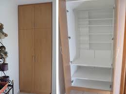 porte de placard cuisine sur mesure fabriquer une porte de placard maison design bahbe com
