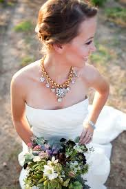 necklace wedding dress images Bridal necklace ideas for strapless dress jpg