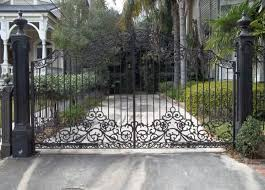 decor decorative driveway gates home decoration ideas designing