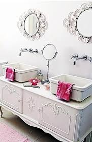 shabby chic bathroom decorating ideas 25 shabby chic decorating ideas to brighten up home interiors and