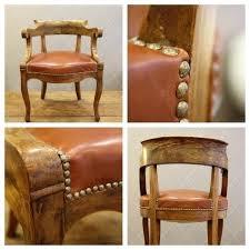 cuir pour bureau cuir pour recouvrir chaises cuir caramel pour un fauteuil de