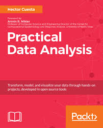 practical data analysis packt books