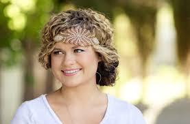 s headband 11 easy headband hairstyles for naturally curly hair