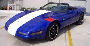 1996 corvette review 1996 chevrolet corvette stats facts trivia and options